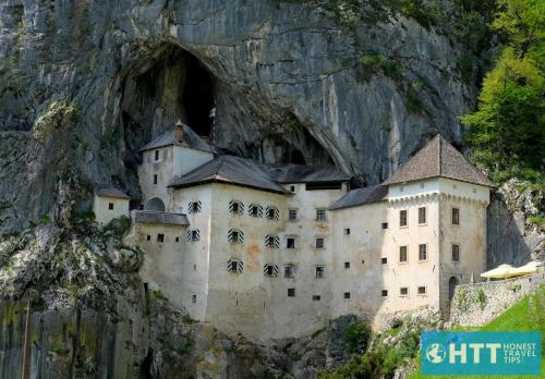 Castle in Cave